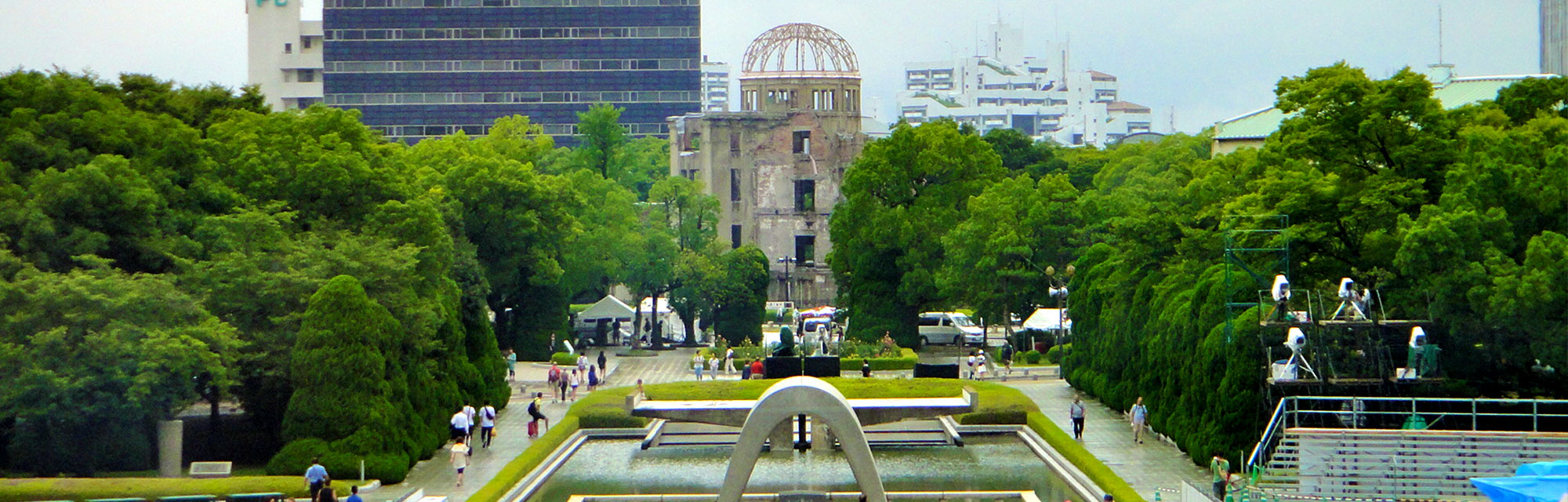 hiroshima essay The atomic bombings of hiroshima and nagasaki by the manhattan engineer district, june 29, 1946 introduction statement by the president of the united states.