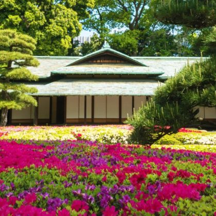 The Imperial Palace Area Japan National Tourism Organization